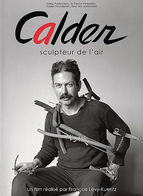 Ciné-art: Calder, sculpteur de l'air