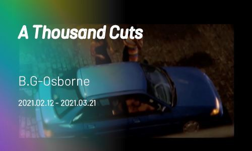 A Thousand Cuts, B.G-Osborne (exposition / exhibition)