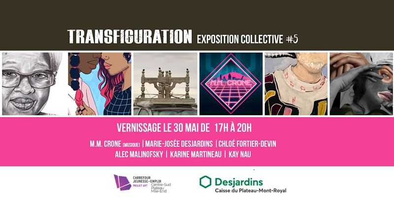 Transfiguration - Exposition collective 5