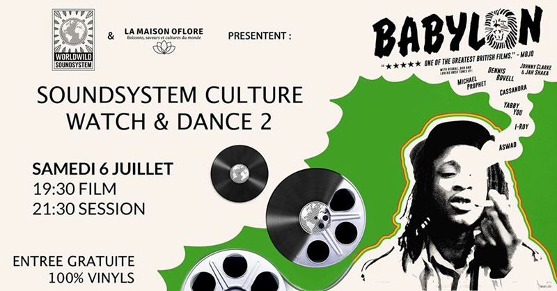 Soundsystem Culture: Watch and Dance