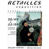 RETAILLES – Exposition de collages (20 au 22 septembre)