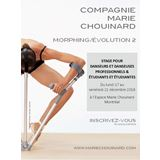 Stage international COMPAGNIE MARIE CHOUINARD : MORPHING/ÉVOLUTION 2