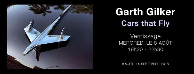 'Cars that Fly' des photographies de Garth Gilker